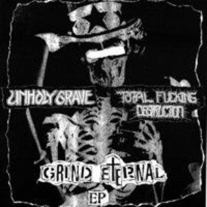 Image for 'total fucking destruction / unholy grave'