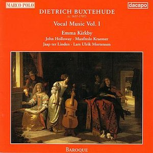 Image for 'BUXTEHUDE: Vocal Music, Vol.  1'