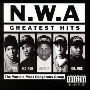 Imagem de 'N.W.A. Greatest Hits (World)'