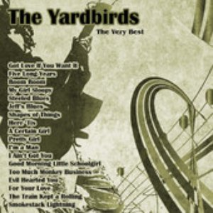 Image pour 'The Very Best: The Yardbirds'
