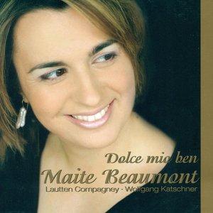 Image for 'Vocal Recital: Beaumont, Maite - Gasparini, F. / Conti, F.B. / Matteis, N. / Mancia, L. / Fedeli, R. / Sarro, D.N.'