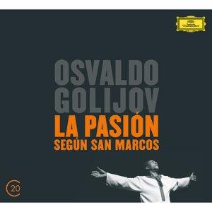 Image for 'Golijov: La Pasión según San Marcos'