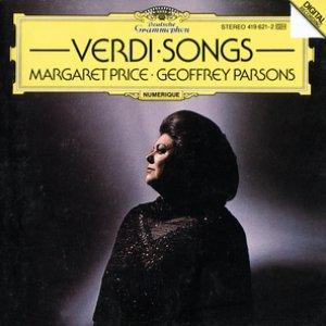 Image for 'Verdi: Songs'
