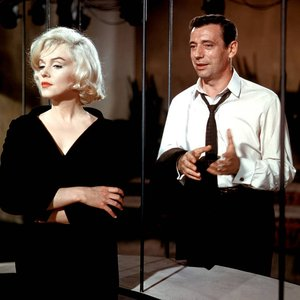 Image for 'Marilyn Monroe & Yves Montand'