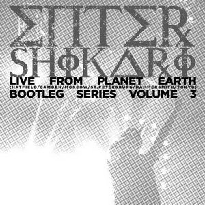 Image for 'Live from Planet Earth: Bootleg Series, Volume 3'