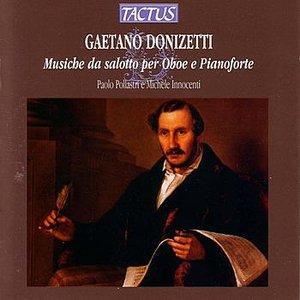 Image for 'Gaetano Donizetti: Musiche da salotto per Oboe e Pianoforte'