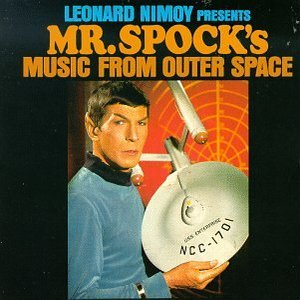 Immagine per 'Presents Mr. Spock's Music From Outer Space'