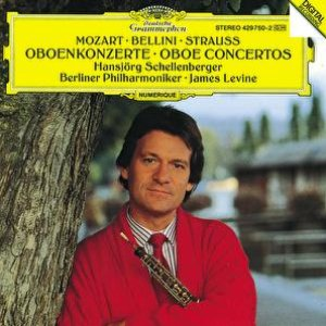 Image for 'Mozart / Bellini / R. Strauss: Oboe Concertos'