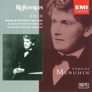 Image pour 'Bach: Sonatas & Partitas for solo violin'