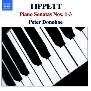 Image for 'Tippett: Piano Sonatas Nos. 1-3'