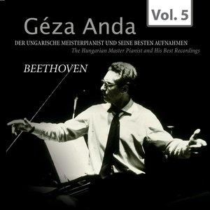 Image for 'Beethoven: Géza Anda - Die besten Aufnahmen des ungarischen Meisterpianisten, Vol. 5'
