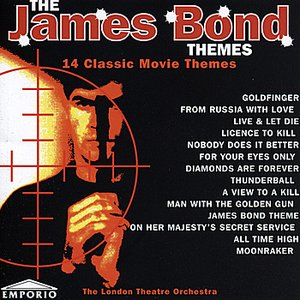 Image for 'The James Bond Themes'