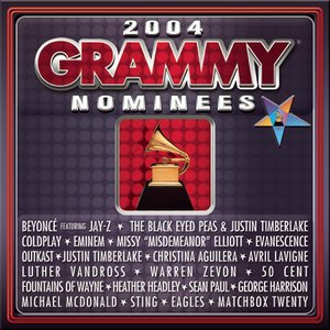 Image for '2004 Grammy Nominees'