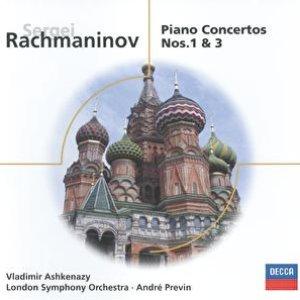 Bild för 'Rachmaninov: Piano Concertos Nos.1 & 3'