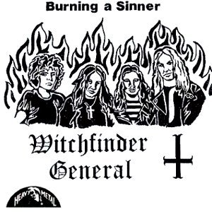 Image for 'Burning a Sinner'