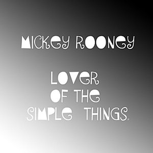 Image for 'Lover Of The Simple Things'