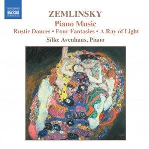 Image for 'ZEMLINSKY: Rustic Dances, Op. 1 /  Four Fantasies, Op. 9 / A Ray of Light'