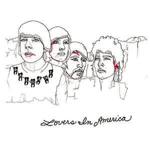 Image for 'Lovers in America'
