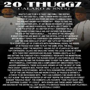 Bild för 'Calako&Snug 20 Thuggz'
