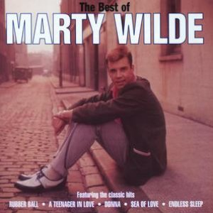 Image for 'The Best Of Marty Wilde'