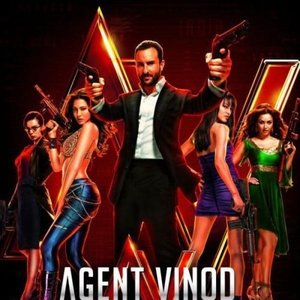 Image for 'Agent Vinod'