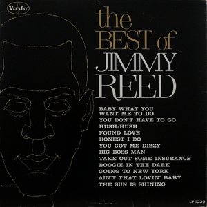 Image for 'The Very Best of Jimmy Reed'