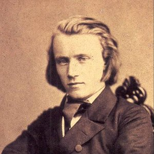 Image for 'Johannes Brahms'