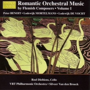 Image for 'Romantic Orchestral Music by Flemish Composers, Vol. 1'