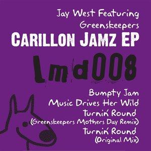 Image for 'Carillon Jamz EP'