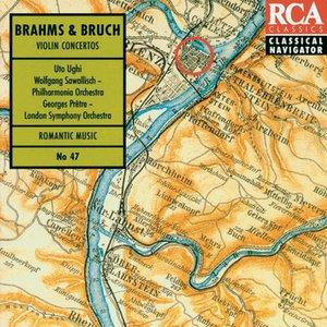 Image for 'Brahms & Bruch: Violin Concertos'