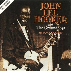 Bild för 'John Lee Hooker With The Groundhogs'