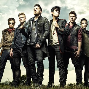 Bild für 'Crown the Empire'