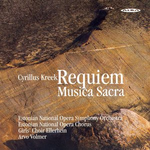 Image for 'Kreek, K.C.: Requiem / Musica Sacra'