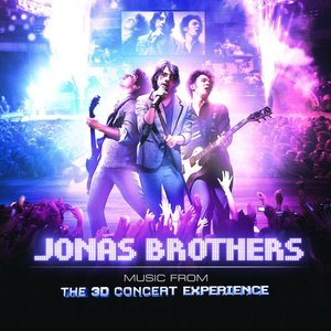 Image for 'Jonas Brothers: The 3D Concert Experience'