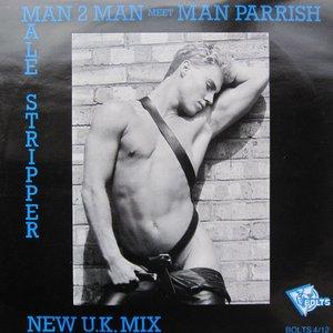 Image for 'Man 2 Man Meet Man Parrish'