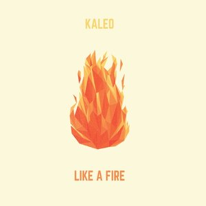 Image for 'Like a Fire'