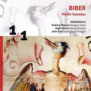 Image for 'Biber: Violin Sonatas'