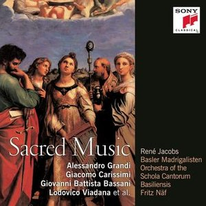 Image for 'Italian Sacred Music'