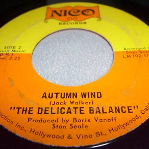 Image for 'The Delicate Balance'