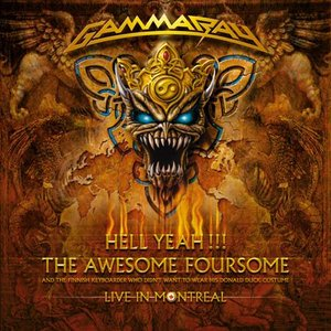 Image for 'Hell Yeah!!! The Awesome Foursome: Live in Montreal [Disc 1]'