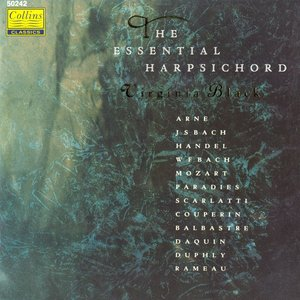 Image for 'The Essential Harpsichord'