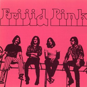 Image for 'Frijid Pink'