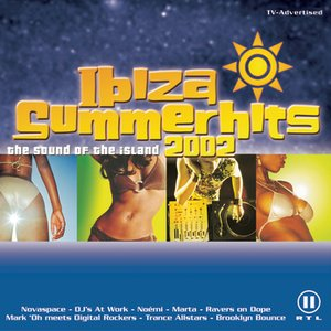 Image for 'Ibiza Summer Hits 2002 - The Sound Of The Island'