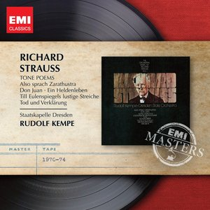 Image for 'Richard Strauss: Tone Poems'