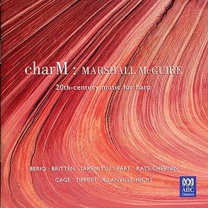 Bild für 'charM: 20th-Century Music for Harp'