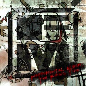 Image pour 'Instrumental Album: The Rising Tied'