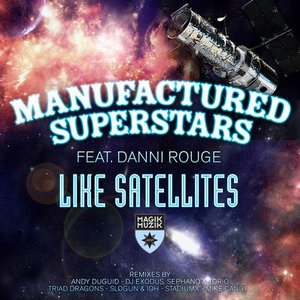 Image for 'Like Satellites [Remixes]'
