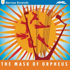 Image for 'Birtwistle: The Mask of Orpheus'