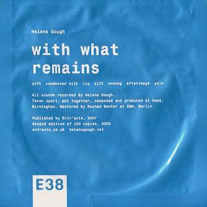 Image for 'with what remains'