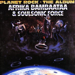 Image for 'Planet Rock - The Album'